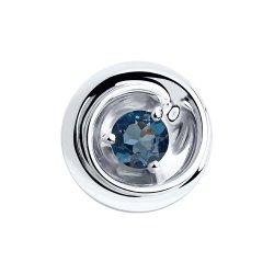 Pandantiv din argint SOKOLOV art 94-330-00334-1 1