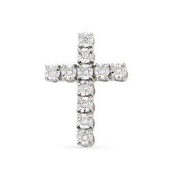 Cruce din aur MASTER-BRILIANT art 8-340a 1